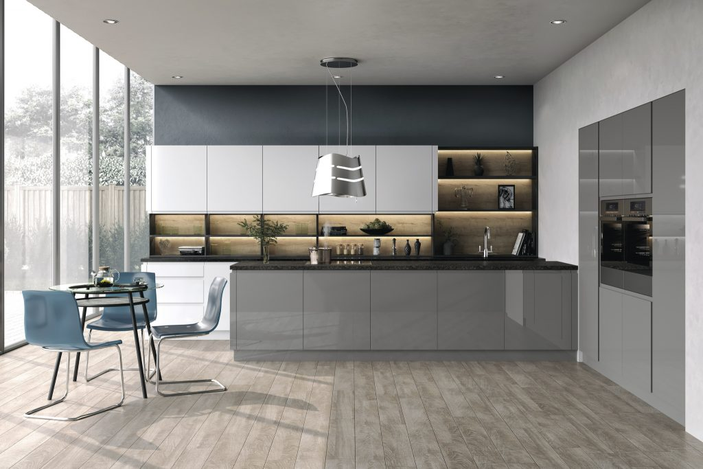 Custom made kitchens in London