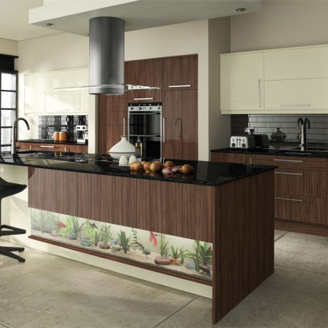 Fitted kitchen in London