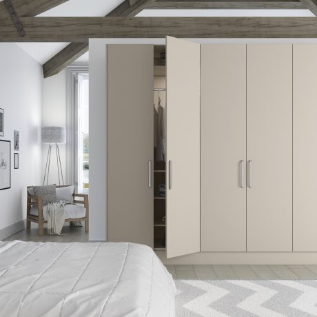 Fitted wardrobes London 6