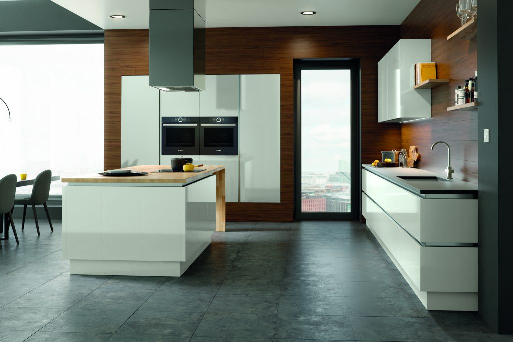 Handmade kitchens in London