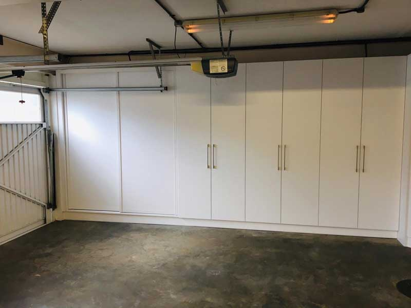 garage converted wardrobes london