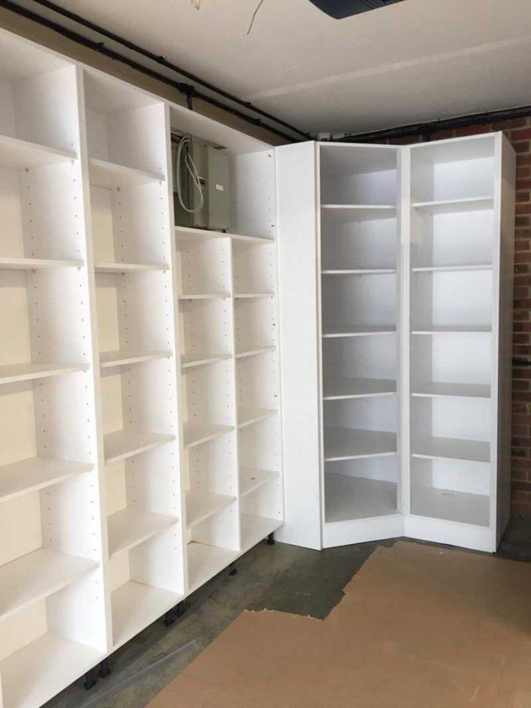 garage wardrobes london